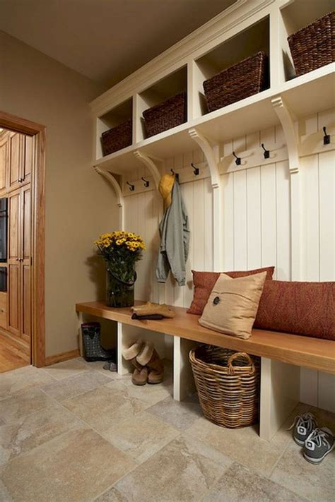 Entryway Mudroom Plans