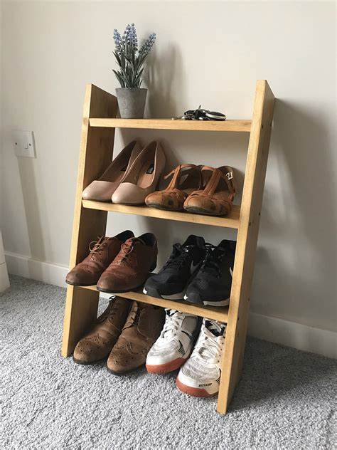 Entryway Shoe Rack Ideas