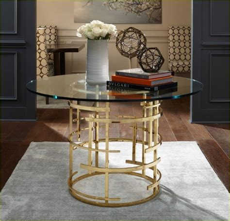 Entryway Table Diy Round Front