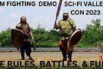 Epic Battle Scenes