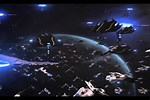 Epic Space Battle Mass Effect