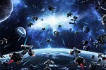 Epic Space War Movies