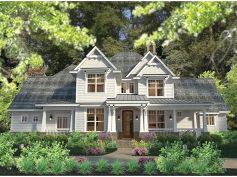 Eplans Farmhouse House Plan Country Perfection