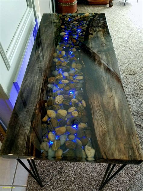 Epoxy Resin Wood Furniture Diy