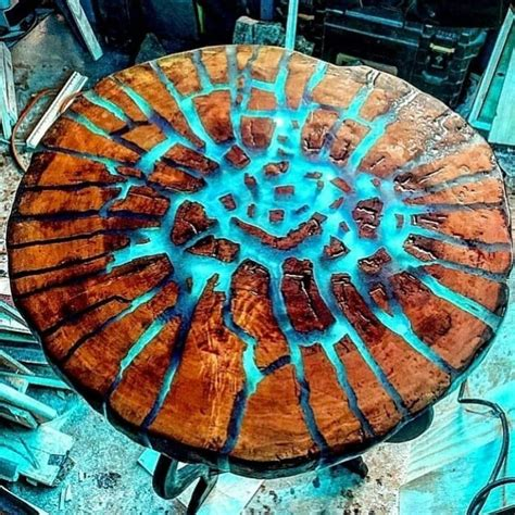 Epoxy Wood Diy