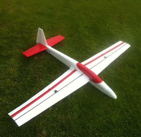 Epp-Foam-Glider-Plans