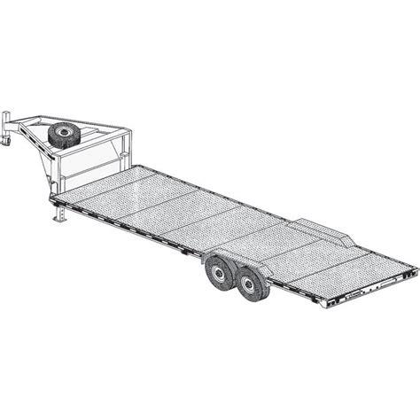 Equipment-Trailer-Plans