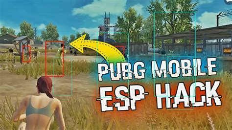 Esp Hack PUBG Mobile