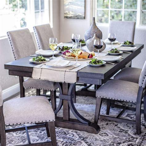 Espresso-Farmhouse-Dining-Table
