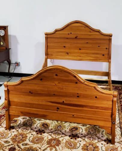 Ethan-Allen-Farmhouse-Bed