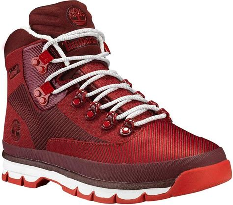 Euro Hiker Mid Jacquard Men's Boot