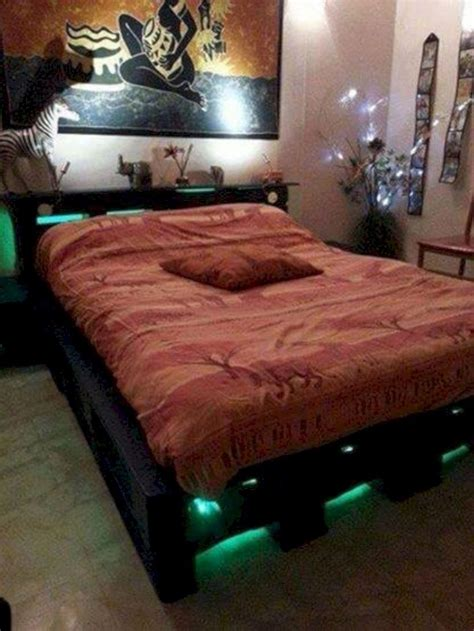 Euro Pallet Bed Diy Ideas
