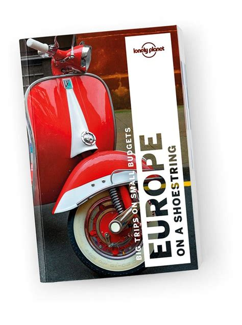 @ Europe On A Shoestring Travel Guide - Lonely Planet Us. -1