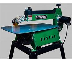 Best Excalibur scroll saw review