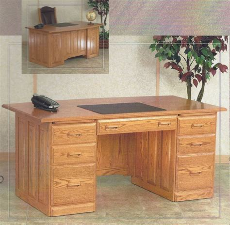 Executive Desk Plans Queensland