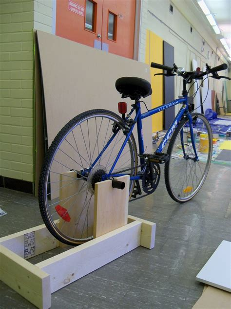 Exercise Bike Stand Diy Crafts