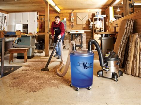 Exhaust-Vacuum-Woodworking