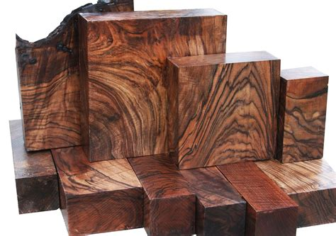 Exotic Woods Woodworking Projects