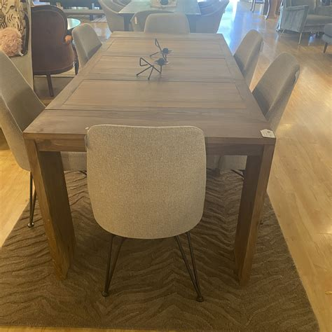 Expandable Console Dining Table DIY