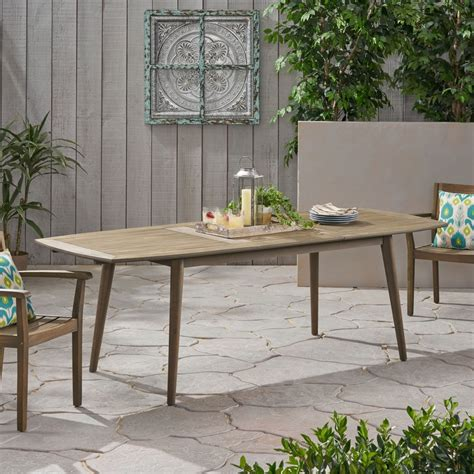 Expandable-Outdoor-Dining-Table-Plans