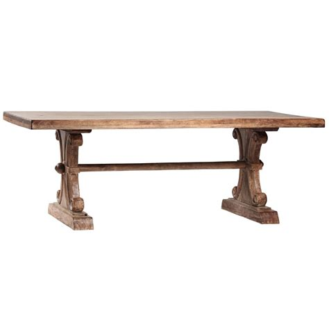 Extendable-Farmhouse-Trestle-Table