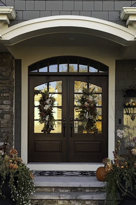 Exterior Door Surrounds DIY