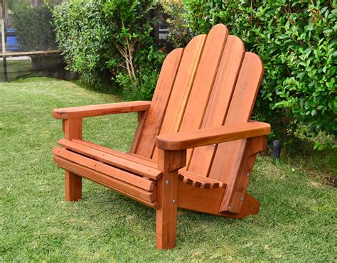 Extra Large Adirondack Chair Plans
