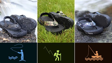 Extreme Flipflops With Interchangeable, Removable Soles (10-11)
