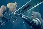 FF7 Je Nova Battle