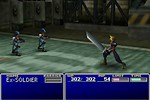 FFVII Battle