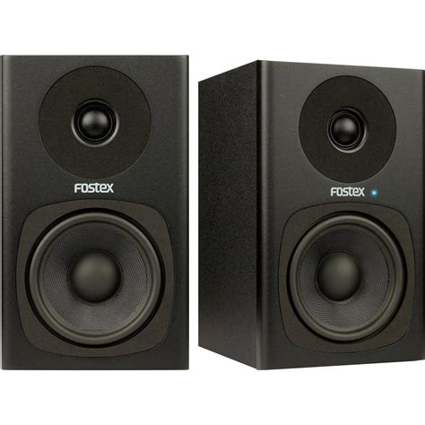 FOSTEX active speaker PM0.4c (B) (Black)