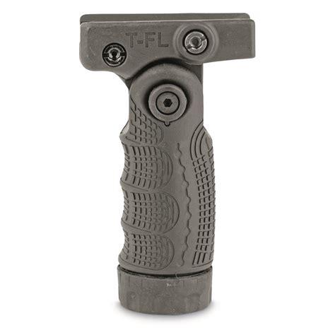 Fab Defense Ar15 M16 Tgrip Vertical Forend Grip Police And Surefire Titan Ebay