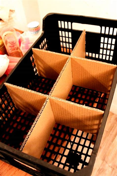 Fabric Cardboard Box Diy Display