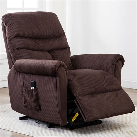 Fabric Powered Recliner Chairs