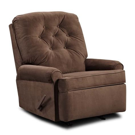 Fabric Simmons Recliner