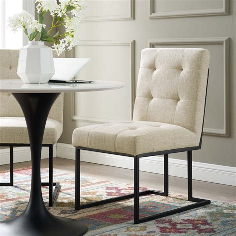 Fabric Standard Dining Room Chairs