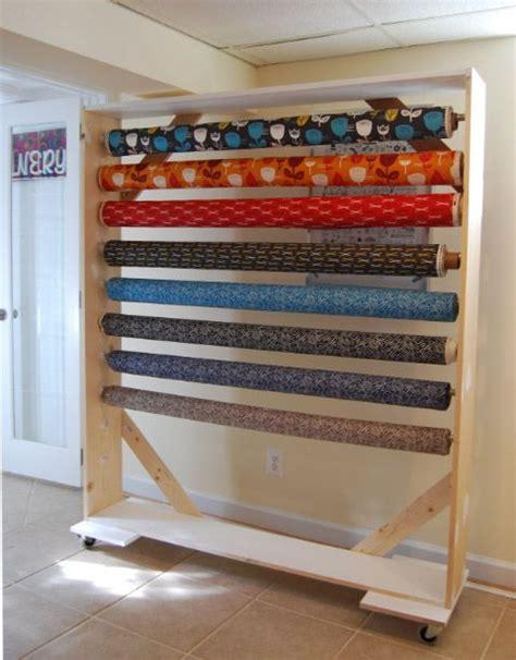 Fabric-Rack-Diy