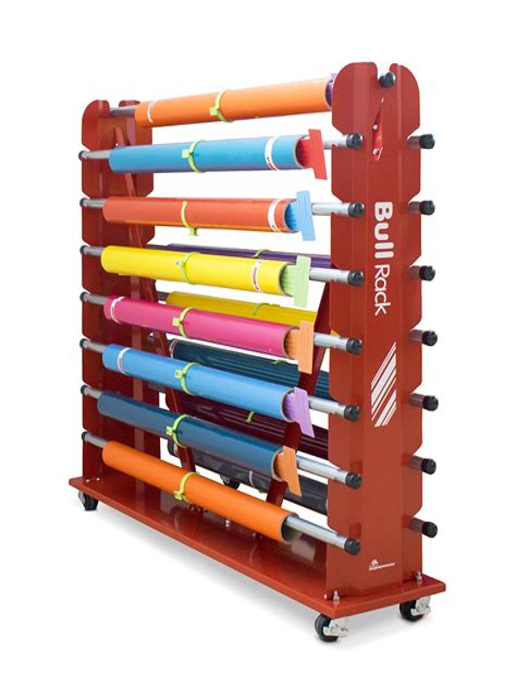 Fabric-Roll-Rack-Diy