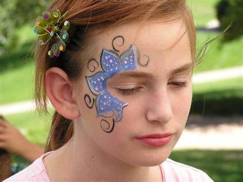Face Painting Easy Designs