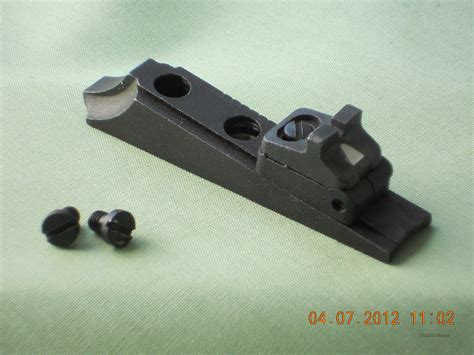 Factory Replacement Iron Sights Remington 700 And How Much Is A Remington 700 Adl 3006 Worth