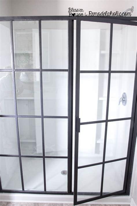 Factory-Window-Shower-Door-Diy