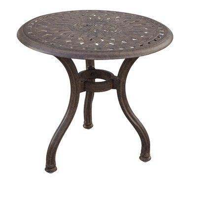 Fairmont Metal Frame Dining Table By Astoria Grand