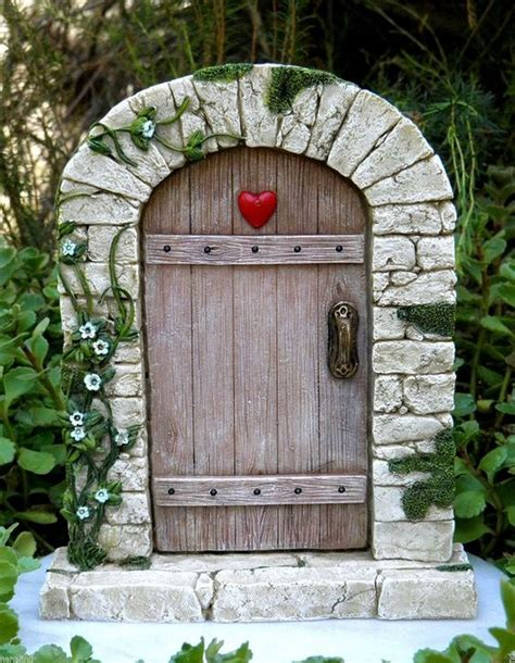 Fairy Door Ideas Diy