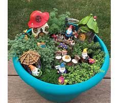 Best Fairy garden supplies