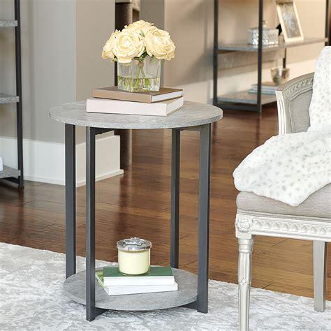 Fake-Grey-Slate-Table-Top-Diy