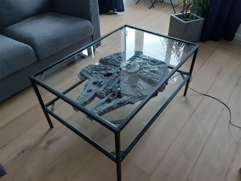 Falcon DIY Coffee Table