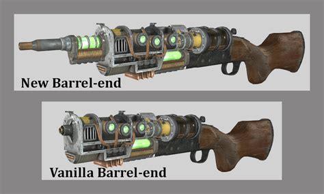 Fallout 4 Plasma Rifle Barrel Mod And Gamo 10 Shot Break Barrel Air Rifle