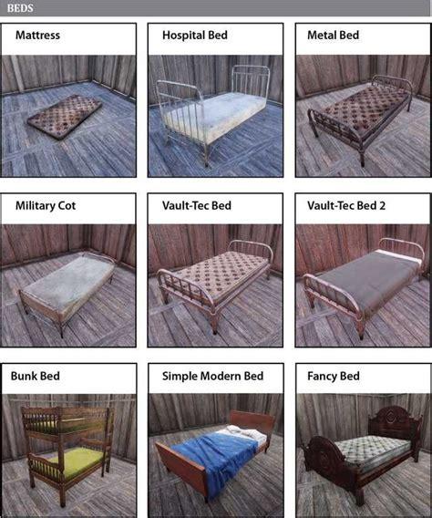 Fallout-76-Vault-Tec-Bed-Plans