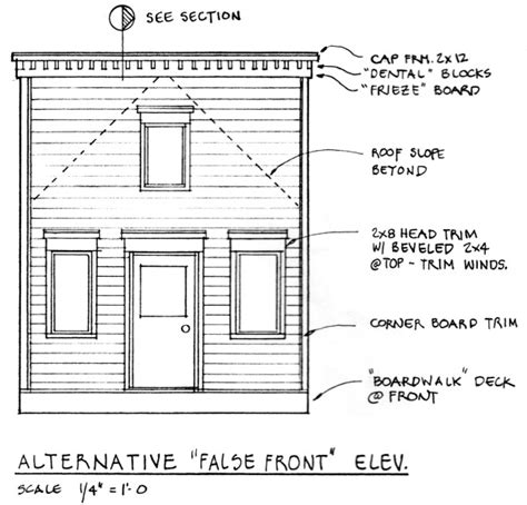 False-Front-Building-Plans