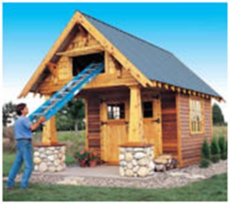 Family Handyman Craftsman Shed Plans